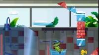 小鳄鱼吃鸭子12