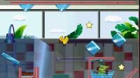 小鳄鱼吃鸭子14