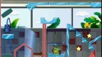 小鳄鱼吃鸭子16