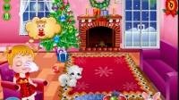 可爱宝贝过圣诞节01