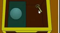 逃出四个红球密室