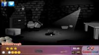 逃离黑暗地窖