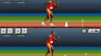 百米赛跑双人版