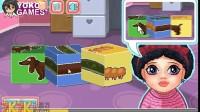 儿童益智小游戏之拼图