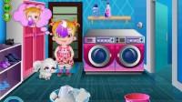 可爱宝贝洗衣服01