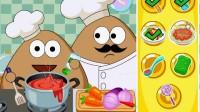 土豆君做饭也偷懒