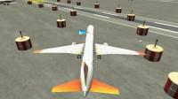 喷气式飞机停靠游戏展示1