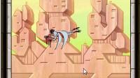 少年骇客怪物跑酷游戏展示