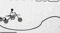 骑自行车的火柴人3