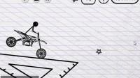 骑自行车的火柴人8