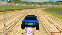 3D黄土赛车4
