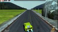 3D公路飞车