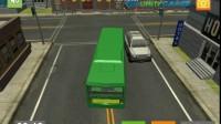 城市公交停车16