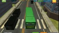 城市公交停车18