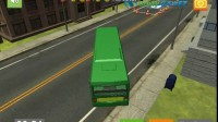 城市公交停车15