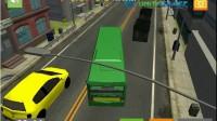 城市公交停车11