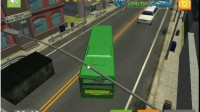 城市公交停车9