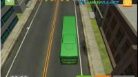 城市公交停车1