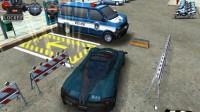 3D警车停车场A-6
