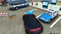 3D警车停车场A-9