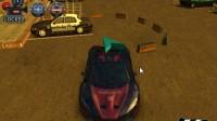 3D警车停车场A-11