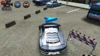 3D警车停车场B-2