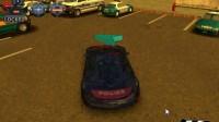 3D警车停车场A-12