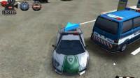 3D警车停车场B-10