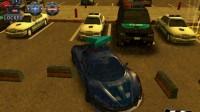 3D警车停车场C-1