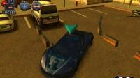 3D警车停车场C-3