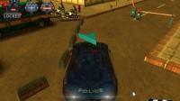 3D警车停车场C-2