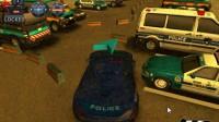 3D警车停车场C-5