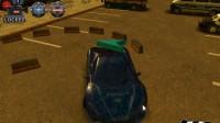 3D警车停车场C-6