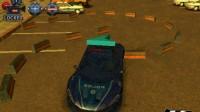 3D警车停车场C-9