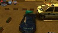 3D警车停车场C-10