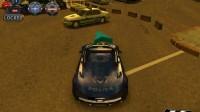 3D警车停车场C-11