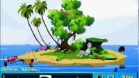 坠机逃离孤岛