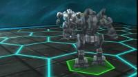机器人太空竞技