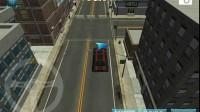 3D跑车城市停车1