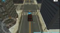 3D跑车城市停车4