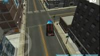 3D跑车城市停车3