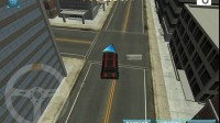 3D跑车城市停车7