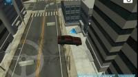 3D跑车城市停车13