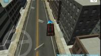 3D跑车城市停车14