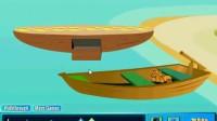 小船海滩逃生