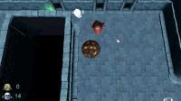 岩浆球碾压怪物1