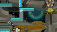机器王子炸飞船3