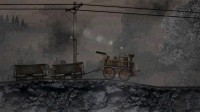 蒸汽火车运货1