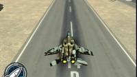 战斗机停靠1