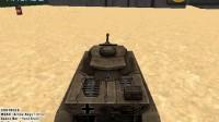军队坦克停车3